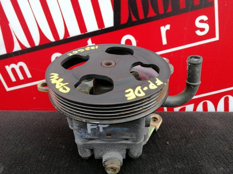 Насос гидроусилителя Mazda Premacy CP8W FP-DE 1999