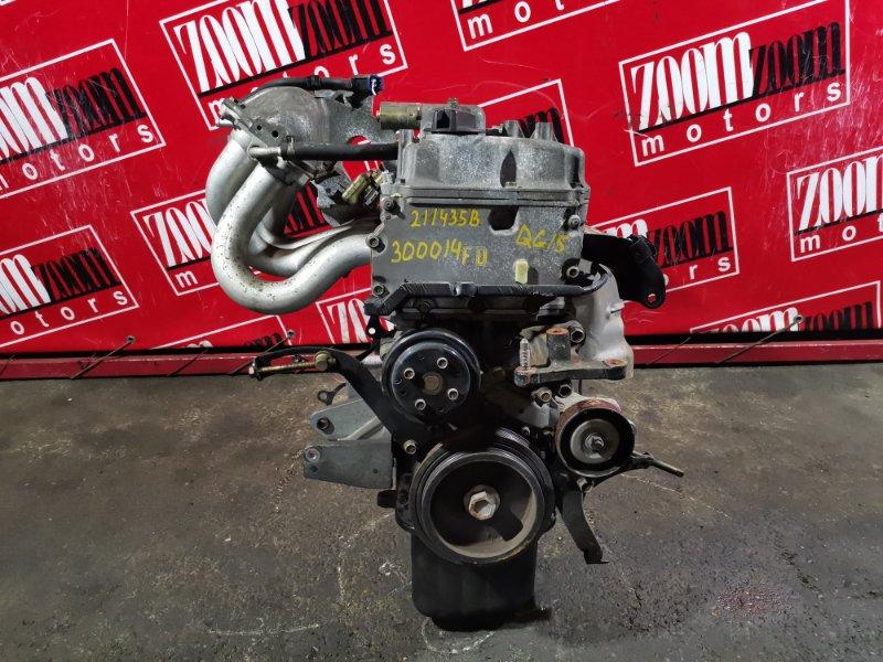 Двигатель Nissan Wingroad WFY11 QG15DE 2003 211435A
