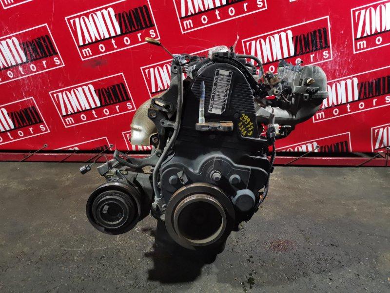 Двигатель Honda Odyssey RA6 F23A 1999 2236316