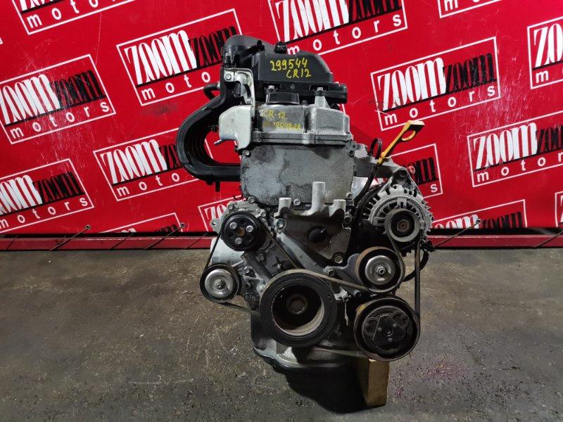Двигатель Nissan March AK12 CR12DE 2002 120482A