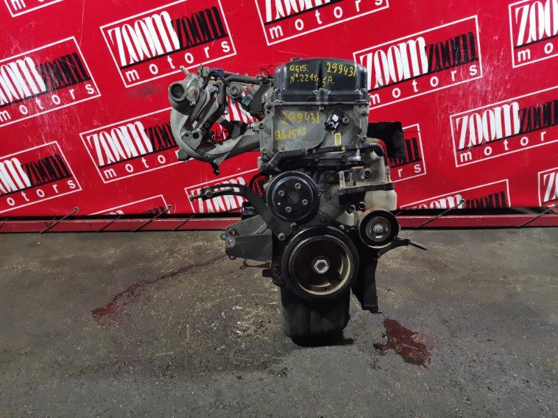 Двигатель Nissan Bluebird Sylphy TQ10 QG15DE 2000 221195A
