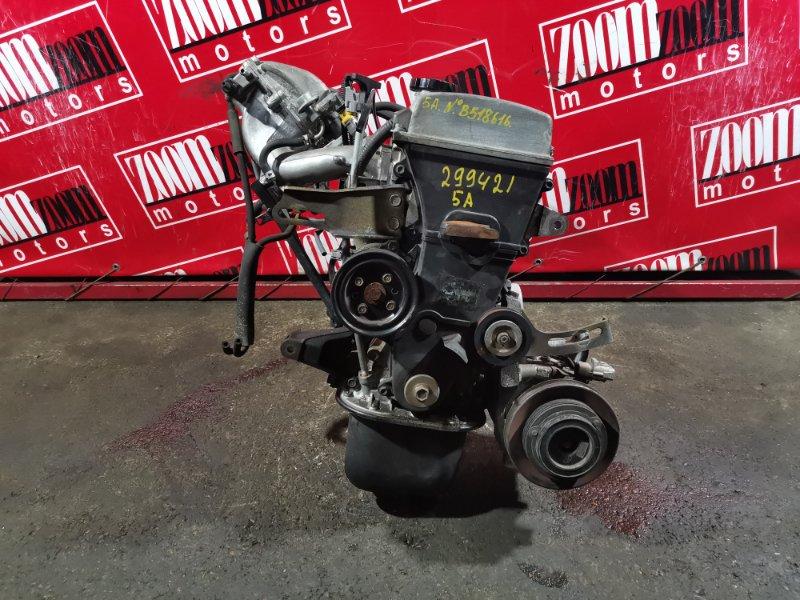 Двигатель Toyota Carina AT190 5A-FE 1992 B518616