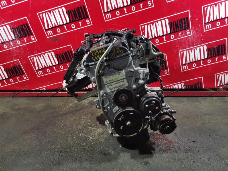Двигатель Mitsubishi Colt Plus Z21W 4A91 2002 0095592