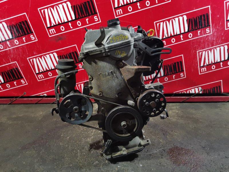 Двигатель Toyota Ist NCP60 1NZ-FE 2002 5424106