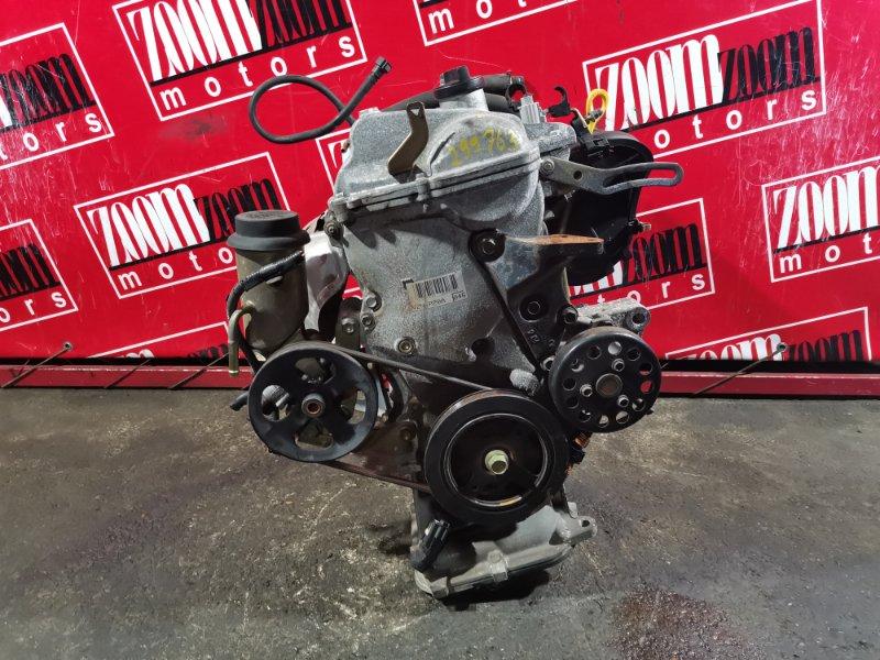 Двигатель Toyota Funcargo NCP20 2NZ-FE 1999 3039589