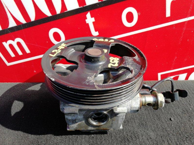 Насос гидроусилителя Mazda Atenza GG3P L3-VE 2002