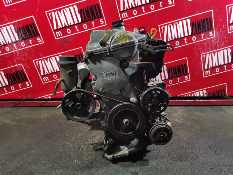 Двигатель Toyota Funcargo NCP20 2NZ-FE 1999 3156599