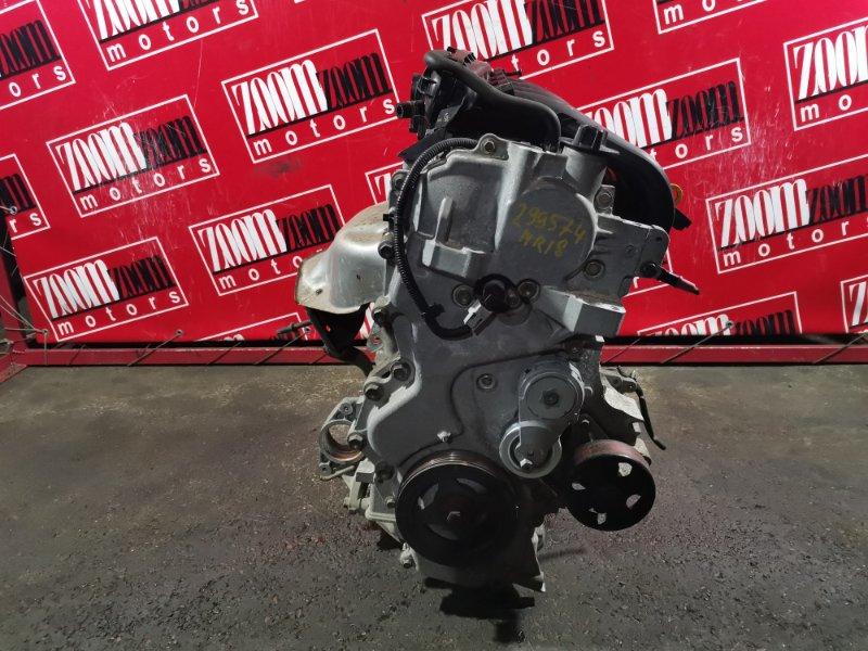 Двигатель Nissan Wingroad VY12 MR18DE 2006 045176A