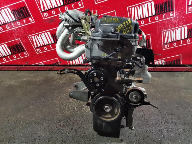 Двигатель Nissan Bluebird Sylphy TG10 QG18DE 2000 220219A