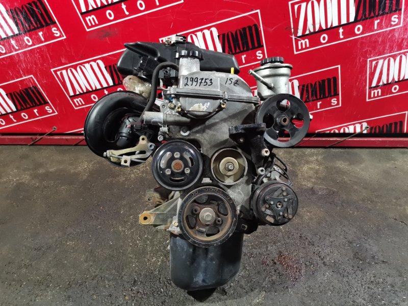 Двигатель Toyota Platz SCP11 1SZ-FE 1999 0412790