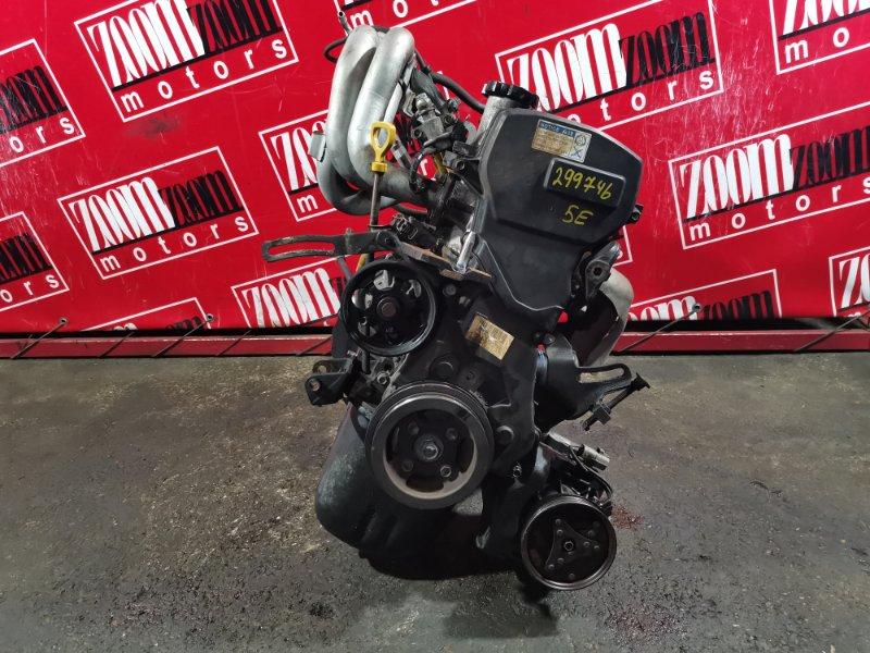 Двигатель Toyota Raum EXZ10 5E-FE 1997 2133631