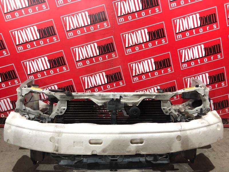 Рамка радиатора Toyota Windom MCV21 2MZ-FE 1996 передняя белый