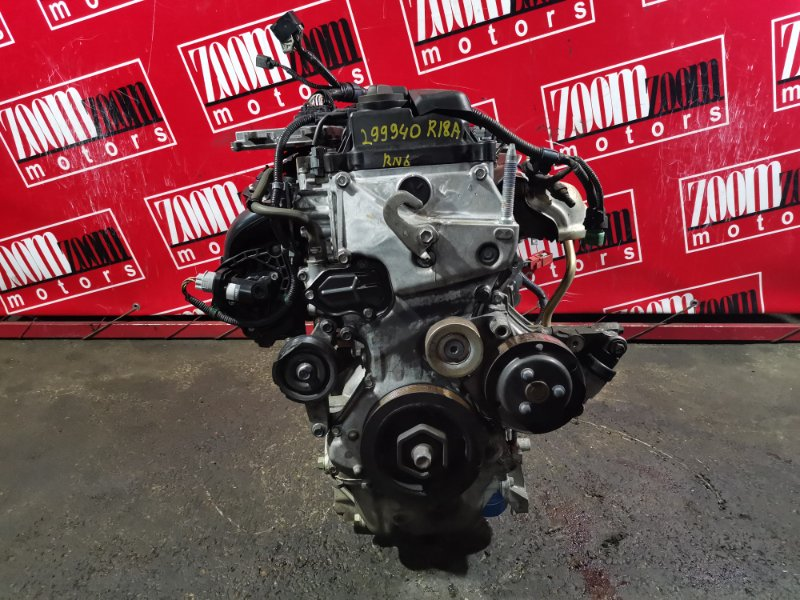 Двигатель Honda Stream RN6 R18A 2006 1705922