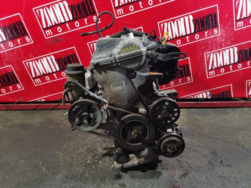 Двигатель Toyota Funcargo NCP20 2NZ-FE 1999 2077484