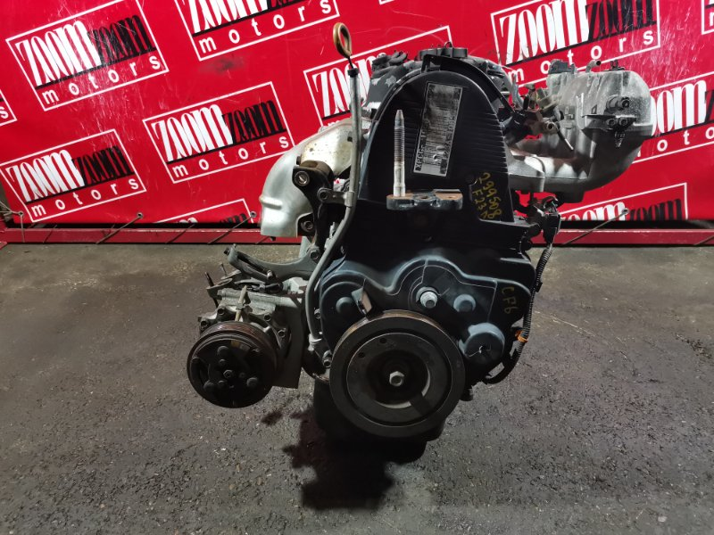 Двигатель Honda Accord CF6 F23A 1997 1085348