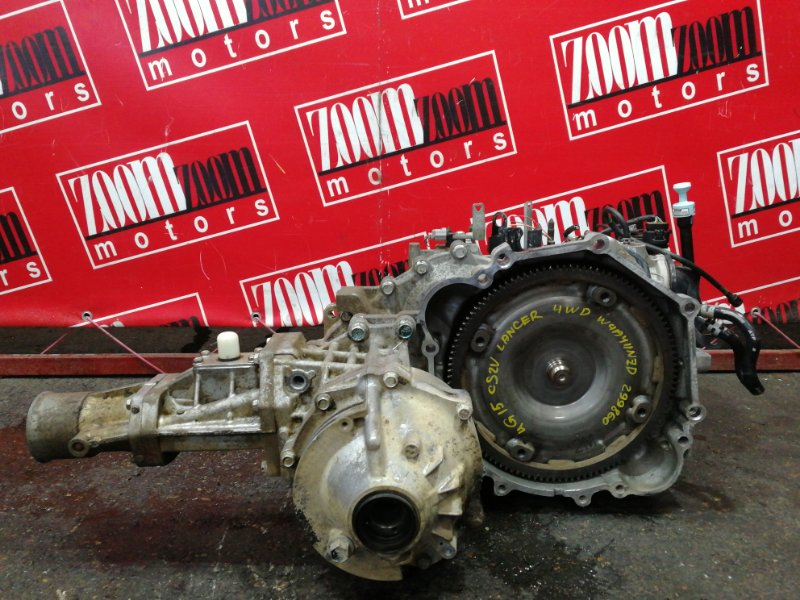 Акпп Mitsubishi Lancer CS2V 4G15 2000 W4A411NZD