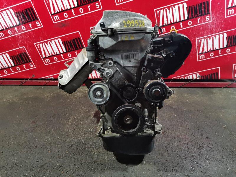 Двигатель Toyota Wish ZNE10 1ZZ-FE 2003 2966657