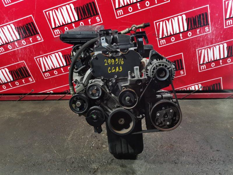 Двигатель Nissan Cube AZ10 CGA3DE 1998 102354