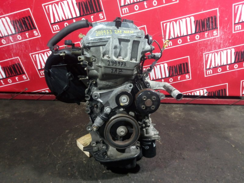 Двигатель Toyota Estima ACR30 2AZ-FE 2003 0723006