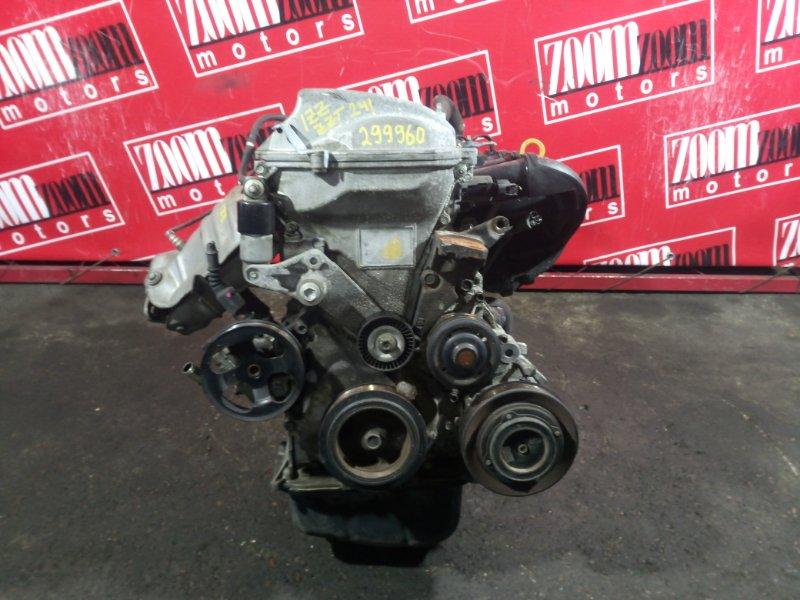 Двигатель Toyota Caldina ZZT241 1ZZ-FE 2002 1324610