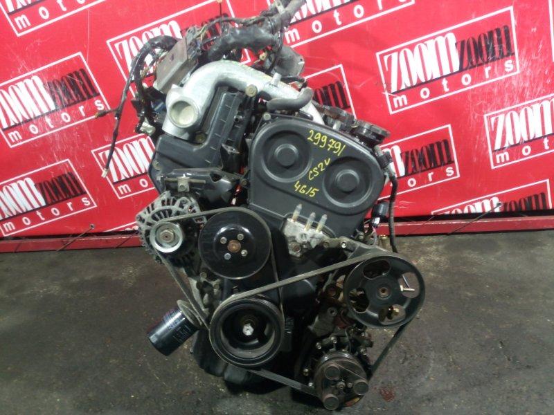 Двигатель Mitsubishi Lancer Cedia CS2V 4G15 2000 BX6114