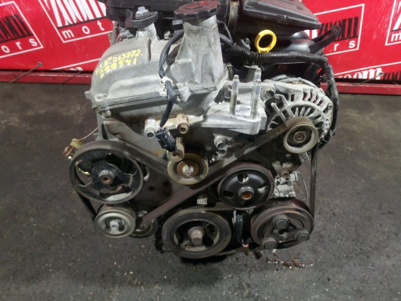 Двигатель Mazda Demio DY3W ZJ-VE 2002 263772