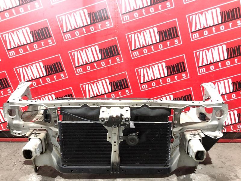 Рамка радиатора Nissan Presea PR11 SR18DE 1995 передняя белый перламутр