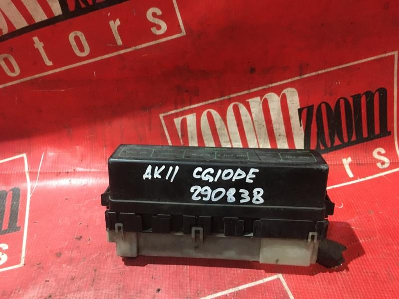 Блок реле и предохранителей Nissan March AK11 CG10DE 1997