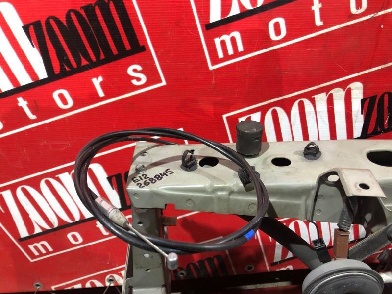 Трос капота Nissan Note E12 HR12DE 2012 передний