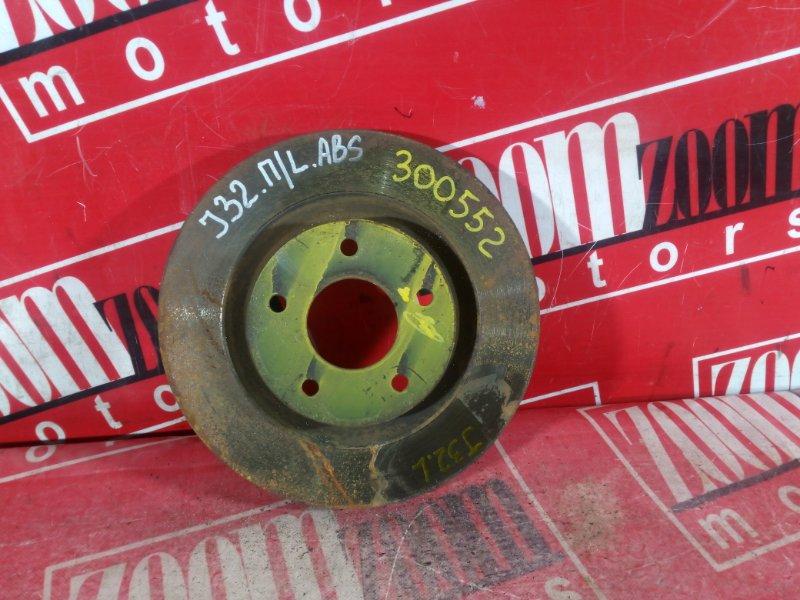 Диск тормозной Nissan Teana J32 VQ25DE 2008 передний