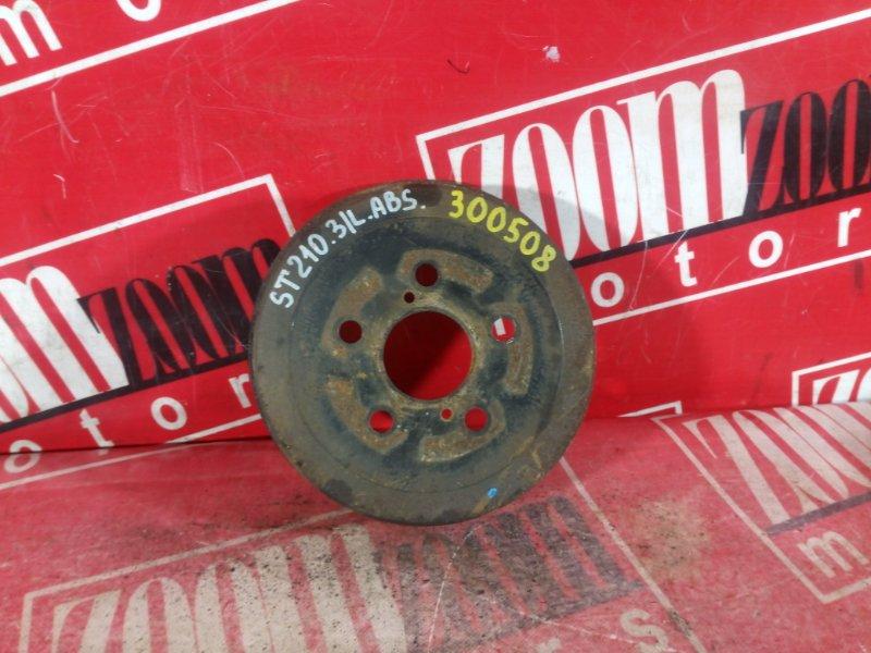 Барабан тормозной Toyota Corona Premio ST210 3S-FSE 1996 задний