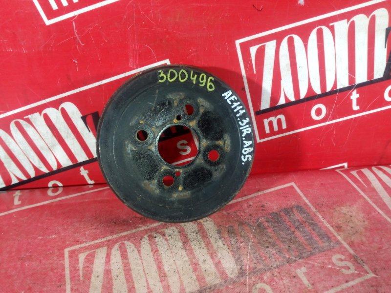 Барабан тормозной Toyota Corolla Spacio AE111 4A-FE 1997 задний