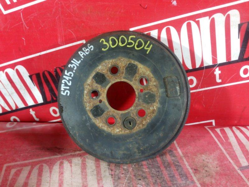 Барабан тормозной Toyota Caldina ST215 3S-FE 1997 задний