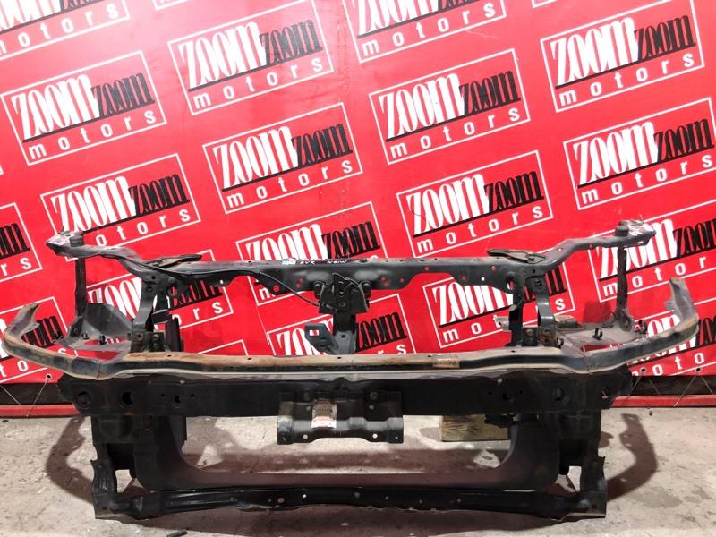 Рамка радиатора Mitsubishi Rvr N61W 4G93 1997 передняя черный