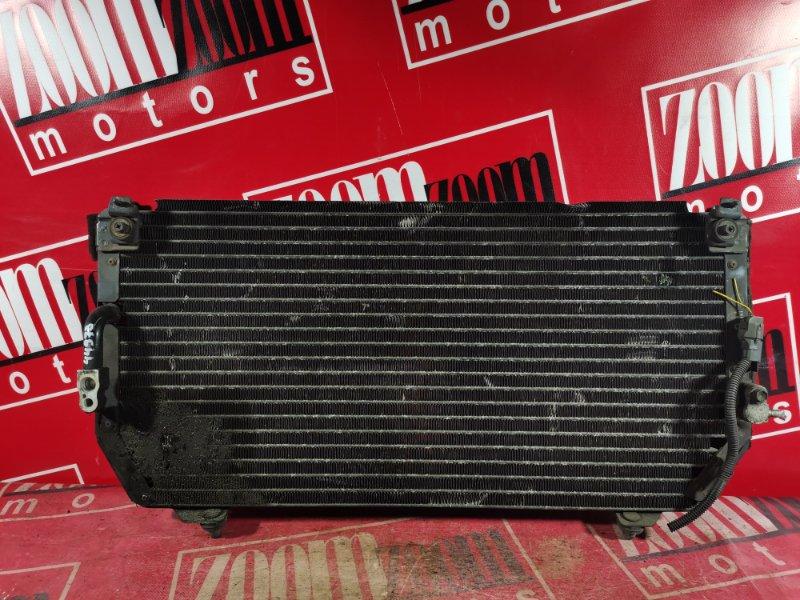 Радиатор кондиционера Toyota Camry Prominent VZV30 1VZ-FE 1990 передний