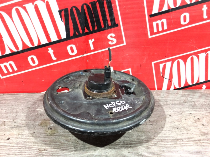 Ступица Toyota Probox NCP50 1NZ-FE 2002 задняя