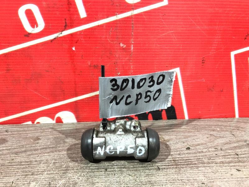Рабочий тормозной цилиндр Toyota Probox NCP50 1NZ-FE 2002 задний левый