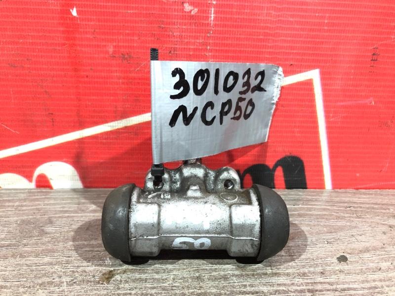 Рабочий тормозной цилиндр Toyota Probox NCP50 1NZ-FE 2002 задний правый