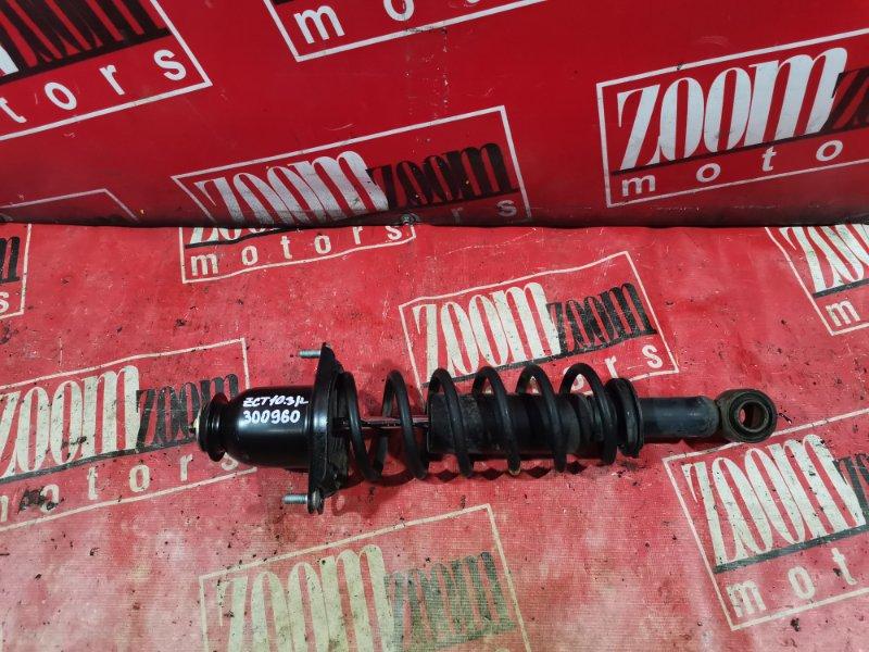 Стойка подвески Toyota Opa ZCT10 1ZZ-FE 2000 задняя левая