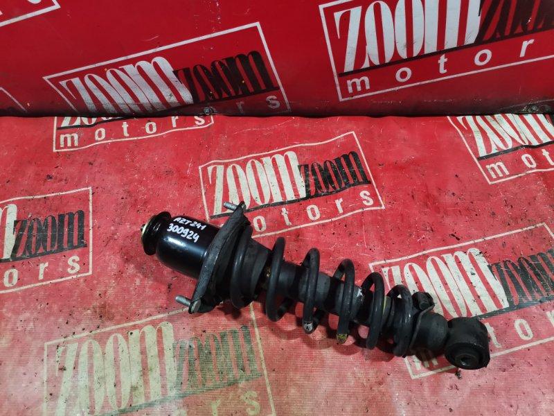 Стойка подвески Toyota Caldina AZT241 1AZ-FSE 2002 задняя правая