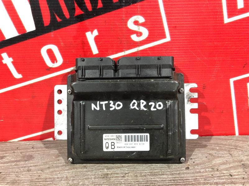 Компьютер (блок управления) Nissan X-Trail NT30 QR20DE `2001 A56-U97 UF6