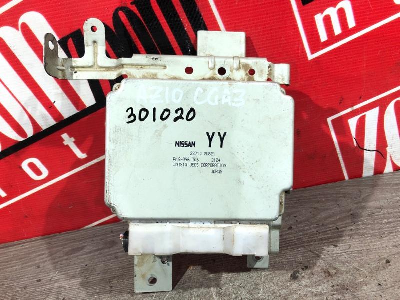 Компьютер (блок управления) Nissan Cube AZ10 CGA3DE 1998 A18-Q96 TK6 A19-001 TF4N