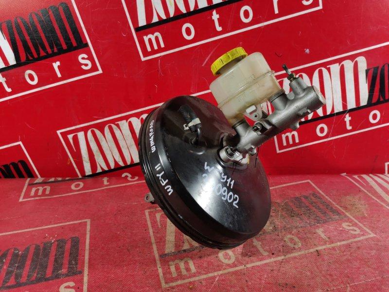 Главный тормозной цилиндр Nissan Wingroad WFY11 QG18DE 2001