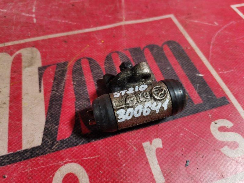 Рабочий тормозной цилиндр Toyota Corona Premio ST210 3S-FSE 1996 задний левый