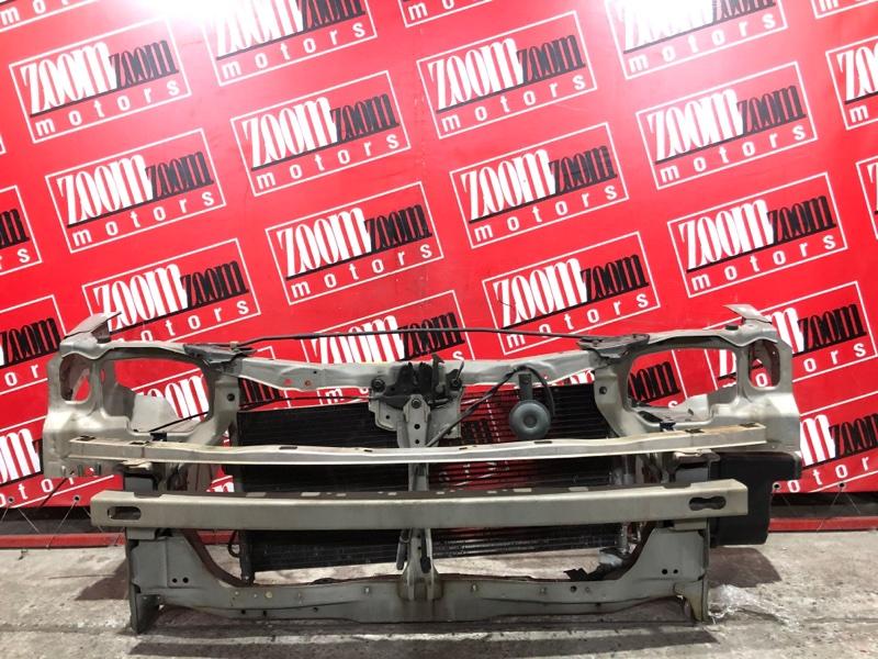 Рамка радиатора Nissan Sunny FB15 QG15DE 1999 передняя золото