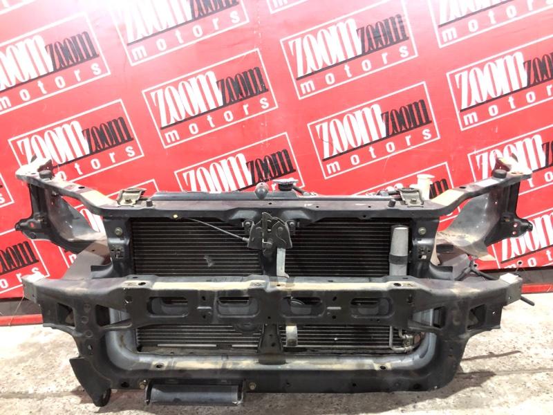 Рамка радиатора Mitsubishi Lancer Cedia CS5W 4G93 2000 передняя черный