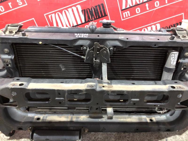 Радиатор кондиционера Mitsubishi Lancer Cedia CS5W 4G93 2000 передний