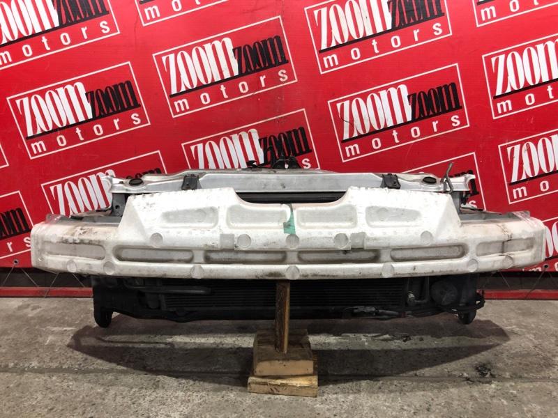 Рамка радиатора Toyota Celica ZZT231 2ZZ-FE 1999 передняя серебро