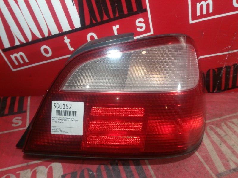 Фонарь (стоп-сигнал) Subaru Impreza GD6 EJ15 2005 задний правый 220-20720