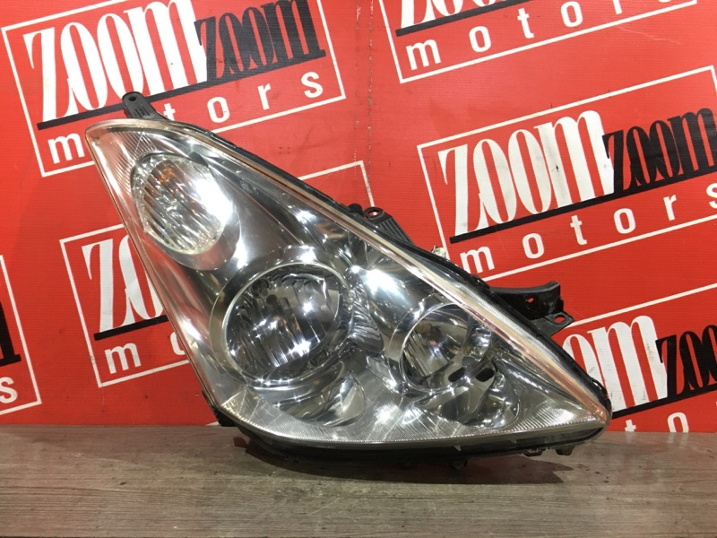 Фара Toyota Wish ZNE10 1ZZ-FE 2003 передняя правая 68-1